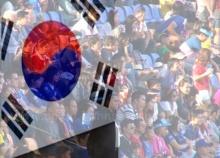 สื่อเกาหลีรายงาน! 40คนไทยอ้างเป็นแฟนบอล หายเงียบหลังผ่าน ตม.