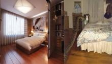 แทบช็อค! เจองูเหลือมยักษ์เลื้อยพาดเตียงกลางดึก