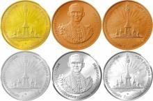 เหรียญทองแดงหมดภายใน20นาที!! เปิดจองเหรียญที่ระลึกในหลวงร.9รอบสอง