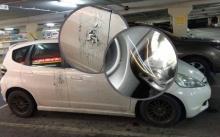 หนุ่มหึงโหดสาดน้ำกรดใส่รถ แฉเคยจับทารุณถ่ายคลิปโป๊!