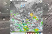 กทม.-ภาคเหนือฝนตก10% อุณหภูมิลด1-2องศาฯ