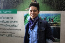 """เปิดโครงการ """"7 Greens"""" ท่องเที่ยวสไตล์ใหม่ ใส่ใจสิ่งแวดล้อม ดึงศิลปินหัวใจสีเขียว"""