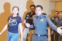 จับแล้วสาวปทุมฯโพสต์ปล่อยข่าวนายกฯโอนหมื่นล้านไปสิงคโปร์-คุมตัวสอบเพิ่ม