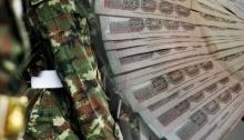ครม.เปิดโควตาพิเศษ ขึ้นเงินเดือน2ขั้นให้ทหารคสช.1,033นาย
