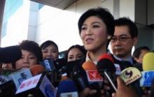 ′ยิ่งลักษณ์′ขึ้นศาลฯคดีอาญาจำนำข้าวนัดแรก ตร.จัดเต็มคุมกว่า200นาย