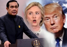 บิ๊กตู่ ชี้ อย่าเพิ่งไปยุ่งเลือกตั้งสหรัฐ ลั่นเอาเมืองไทยให้รอดก่อนเถอะ
