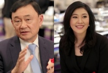 สื่อญี่ปุ่น ตีข่าว 'ทักษิณ-ยิ่งลักษณ์' ออกงานคู่ครั้งแรกในโตเกียว
