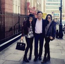 แม้วสุขสันต์!!เที่ยวลอนดอน ควงเอม-อุ๊งอิ๊งแพร่ภาพอวด