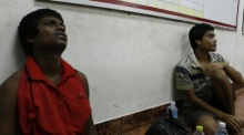 2หนุ่มโรฮีนจา เผย แฉวิธีผลักดันโรฮีนจา ให้อดข้าว-ว่ายน้ำกลับไทย