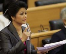 ใครเห็นด้วยยกมือขึ้น′เจ๊รังสิมา′แนะประหารชีวิตนักการเมืองโกง