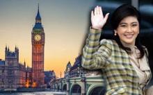 ยิ่งลักษณ์ลอยนวล!!! อังกฤษไฟเขียววีซ่าให้ 10 ปี