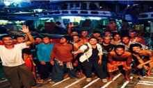 21แรงงานประมงในอินโดกลับถึงไทย-กต.ลุยช่วยที่เหลือ