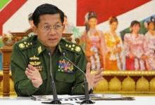 ผบ.กองทัพเมียนมาร์ขอให้ไทยทบทวนบทลงโทษจำเลยในคดีเกาะเต่า