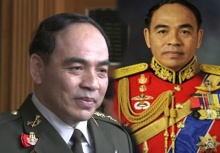 พล.อ.กัมปนาท  ยื่นลาออก สนช. คาดเตรียมรับตำแหน่งสำคัญ