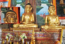 ฮือฮา!! เสียงร่ำไห้ดังจากโบสถ์-พระพุทธรูปหลั่งน้ำตา