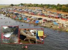 เตือน!! ผู้ปกครอง ปลาปักเป้ากัดเด็กเล่นน้ำ