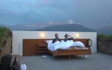 สุดแปลก!! นอนกลางแจ้ง วิวพาโนรามายักษ์ ที่โรงแรมศูนย์ดาว จองยาวถึงสิ้นปี!!