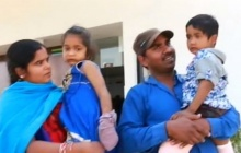เด็กอินเดียแทะนิ้วมือตัวเอง จนเลือดโชก แพทย์ชี้ป่วยภาวะไม่รู้สึกตัว