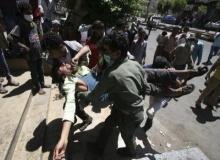 ซาอุฯโจมตีทางอากาศปราบกบฏฮูซีในเยเมน