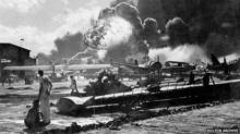 สหรัฐเตรียมขุดกระดูกทหารเกือบ 400 คนที่เสียชีวิตที่เพิร์ล ฮาร์เบอร์