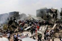 เครื่องบินทหารอินโดฯตก เสียชีวิตแล้ว 43 ราย(ชมคลิป)