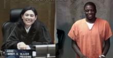 เหลือเชื่อ! ผู้พิพากษาสาวคนดังพบกับผู้ต้องหาที่คุ้นเคยในศาลอีกแล้ว