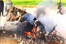 เปิดคลิปเด็ด! ไอเอสยิงเครื่องบินรบกองทัพอิรักร่วง ทหารดับยกลำ