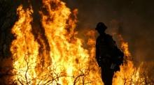 ไฟป่าระอุหลายพื้นที่ตะวันตกสหรัฐ