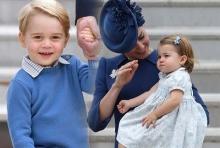 ภาพน่ารักๆของทายาทองค์น้อยแห่งราชวงศ์อังกฤษ เสด็จฯ เยือนแคนาดา