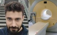 หนุ่มไปเยี่ยมญาติที่ รพ. ถูกวานให้แบกถังออกซิเจน เข้าไปในห้องทำ MRI สุดท้าย?