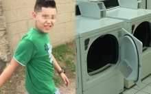 แม่ช็อก!!! ลูกชาย 10 ขวบเล่นซ่อนหา ก่อนที่จะเสียชีวิตสุดสลด คาเครื่องอบผ้า!!