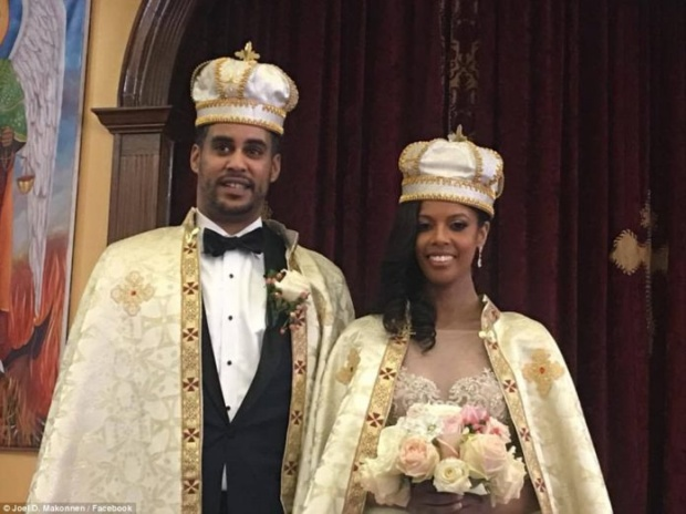 วิวาห์หรูดุจละครหลังข่าว!! เจ้าชายเอธิโอเปียกับสาวสามัญชน