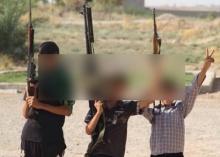 ISISลักพาตัว120นร.ในอิรักเตรียมฝึกเป็นนักรบ
