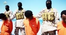 กลุ่มไอเอสลิเบียแพร่คลิปยิง-ตัดหัว 30 เชลย