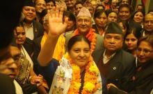 เนปาลได้ประธานาธิบดีคนใหม่แล้ว และเป็นผู้หญิงคนแรกด้วย