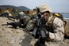 เกาหลีเหนือขู่โจมตีสหรัฐฯ-เกาหลีใต้ด้วยนิวเคลียร์