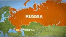 ระเบิดฆ่าตัวตายใกล้สถานีตำรวจเมืองทางภาคใต้ของรัสเซีย