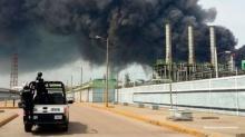 คลังน้ำมันในเม็กซิโกระเบิด คนตายอย่างน้อย 3 คนบาดเจ็บอื้อ