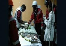 ทารกติดใต้ซากตึกถล่มเคนยา 80 ชั่วโมงรอดปาฏิหาริย์