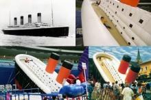 จวกเละ! ญี่ปุ่นทำสไลเดอร์เรือไททานิคจมให้เด็กเล่น
