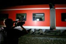 ไอเอสอ้างสมาชิกกลุ่มไล่ทำร้ายผู้คนบนชบวนรถไฟในเยอรมัน