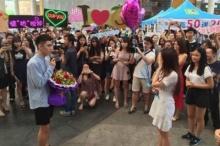 ซวยกว่านี้มีไหม!!หนุ่มจีนบอกรักสาวด้วยส้มโอ 999 ลูกแต่กลับถูกปฎิเสธแบบนี้?