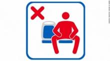 """""""มาดริด"""" ออกกฎเหล็ก ห้าม! นั่งอ้าขาบนรถเมล์"""
