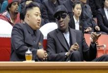 อดีตดาวดัง NBA เดินทางไปพบ คิม จองอึน ที่เกาหลีเหนือ!!