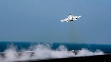 อ้างป้องกันตนเอง! บินรบมะกันสอยเจ็ตกองทัพซีเรียร่วง เอาคืนโจมตีกบฏ