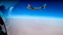 รัสเซียถล่มรังผู้ก่อการร้ายในซีเรีย ด้วย Kh-101 ครูสมิสไซล์ใหม่ (คลิป)