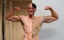 หนุ่มเอาชนะมะเร็งร้าย 2 ครั้ง ภายใน 2 ปี!! ก่อนกลับมาฟิตหุ่นเฟิร์มเหมือนคนไม่เคยป่วยมาก่อน