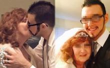 เคมีเข้ากันได้!! เผยชีวิตสมรสหวานชื่น หนุ่มวัย 19 กับหญิงวัย 72 (มีคลิป)