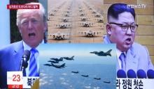 อารมณ์แปรปรวน!!คิมล้มโต๊ะประชุมกับสหรัฐ-เกาหลีใต้ ฉุนไม่หยุดซ้อมรบ!
