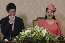 เจ้าหญิงอายาโกะ เข้าพิธีหมั้นกับหนุ่มสามัญชน-ด้านงานหมั้น เจ้าหญิงมาโกะ เจอเลื่อน!